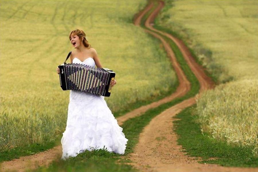Мой мальчик женится на брако…