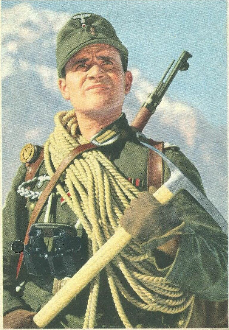 Август 1942г. Вторжение немецких войск в Абхазию! «Верх стратегической глупости»? история