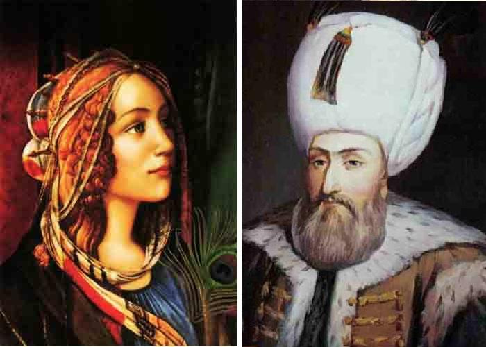 Правда и легенды о любимой жене Султана Сулеймана: Какой на самом деле была Роксолана