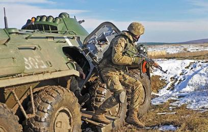 ВСУ сообщили о захвате двух сел в нейтральной зоне Донбасса