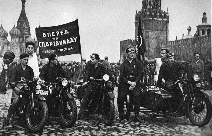 Как байкеры жили в СССР жизнь,история,курьезы,факты