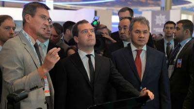 Медведев утвердил перечень из 73 крупных проектов с госучастием