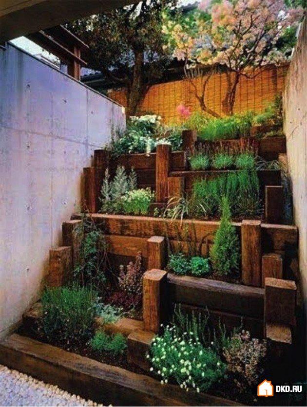 фото сад и огород дизайн своими руками фото интересные идеи фото