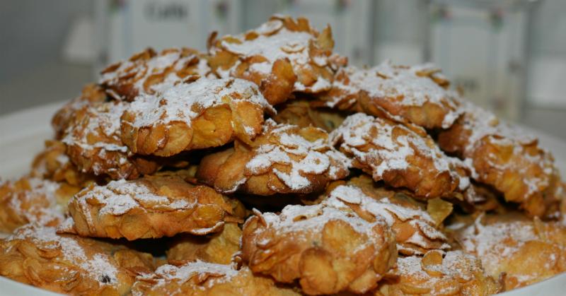 Волшебное печенье «Розы пустыни»: просто и очень вкусно