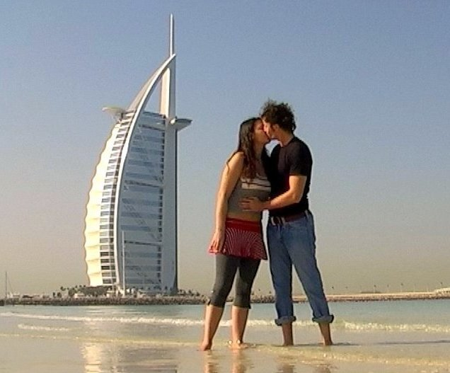 Не целуйтесь здесь! Страны, в которых запрещено целоваться