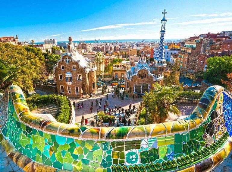 Путешествие в Барселону с детьми Европа