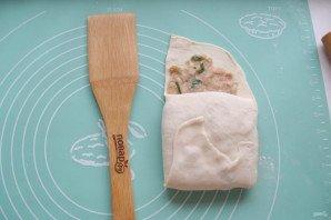 Китайские лепешки с мясом - фото шаг 17