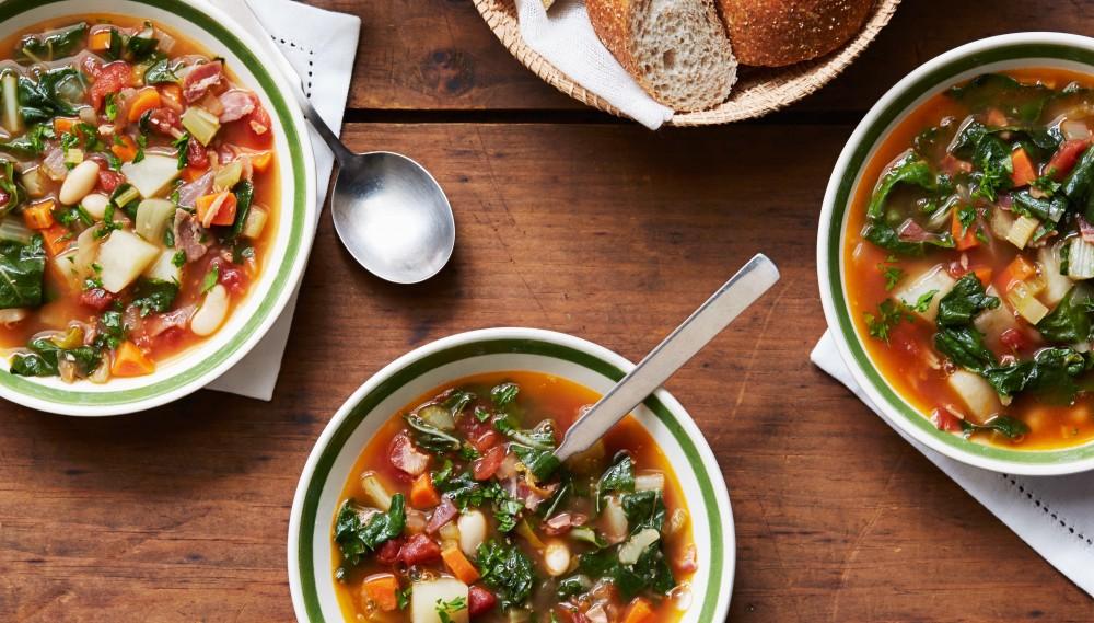 Согревающие супы, которые ст…