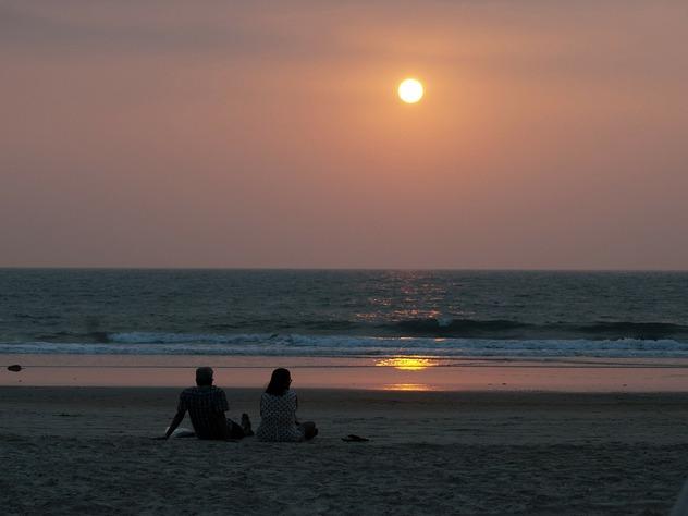 В Гоа запретили делать селфи на некоторых пляжах