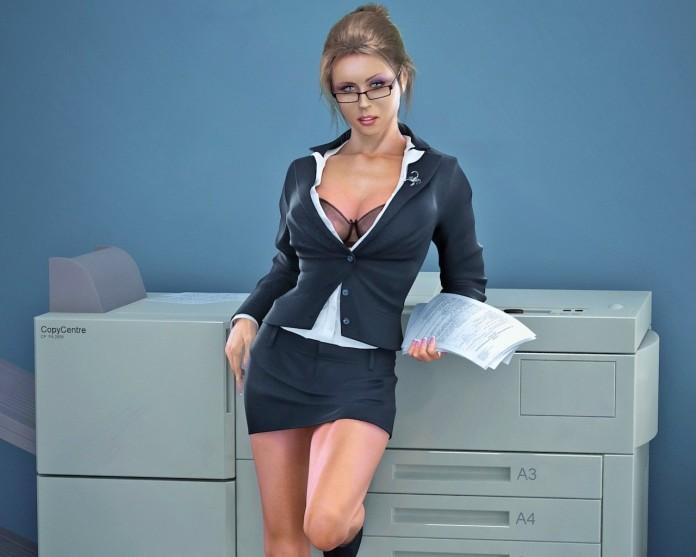 Игрушки две секретарши в офисе девушки сексе видео