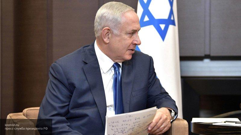 """Нетаньяху прибудет в Москву, чтобы сообщить Путину о """"сделке века"""" США по Ближнему Востоку"""