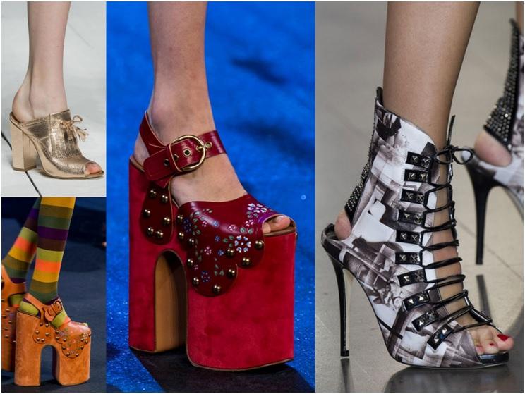 Картинки обуви в этом сезоне