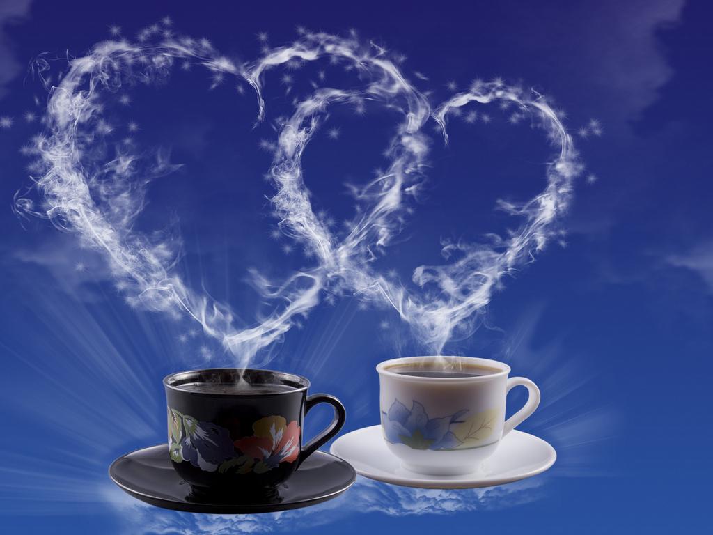 Гифки, открытка с добрым утром про любовь