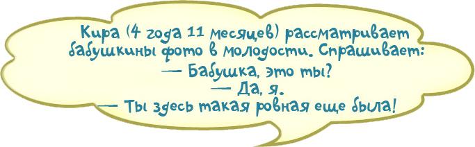 СМЕШНАЯ ПЯТНИЦА. Наши детки говорят...(3)