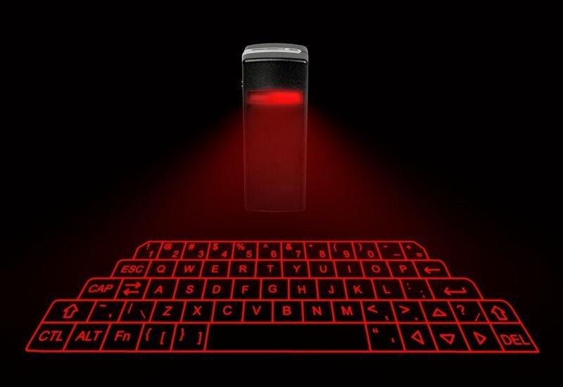Лазерные клавиатуры лазер, необычные вещи, оптика, удивительное рядом, физика, хитрости, этот невероятный мир