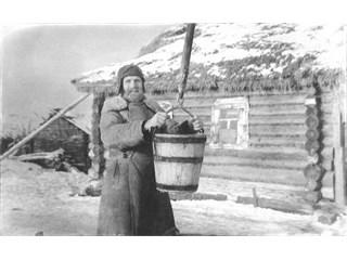 83 летний крестьянин Матвей …