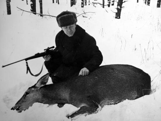Бескровная охота