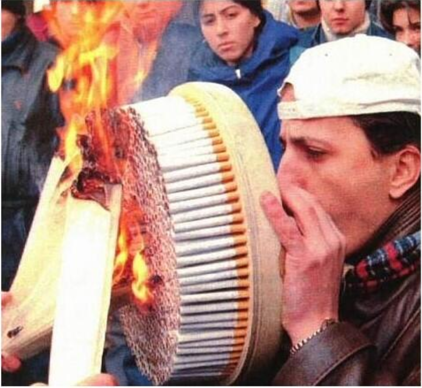 Шесть убедительных заблуждений о курении здоровье,курение