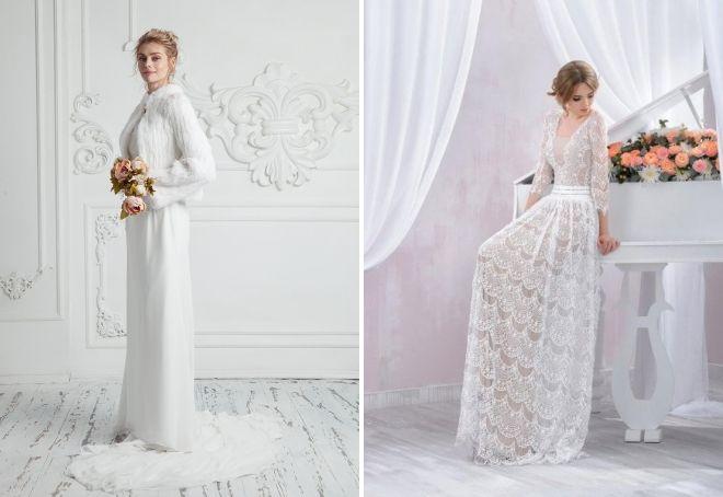 длинные платья для женщин 40 лет