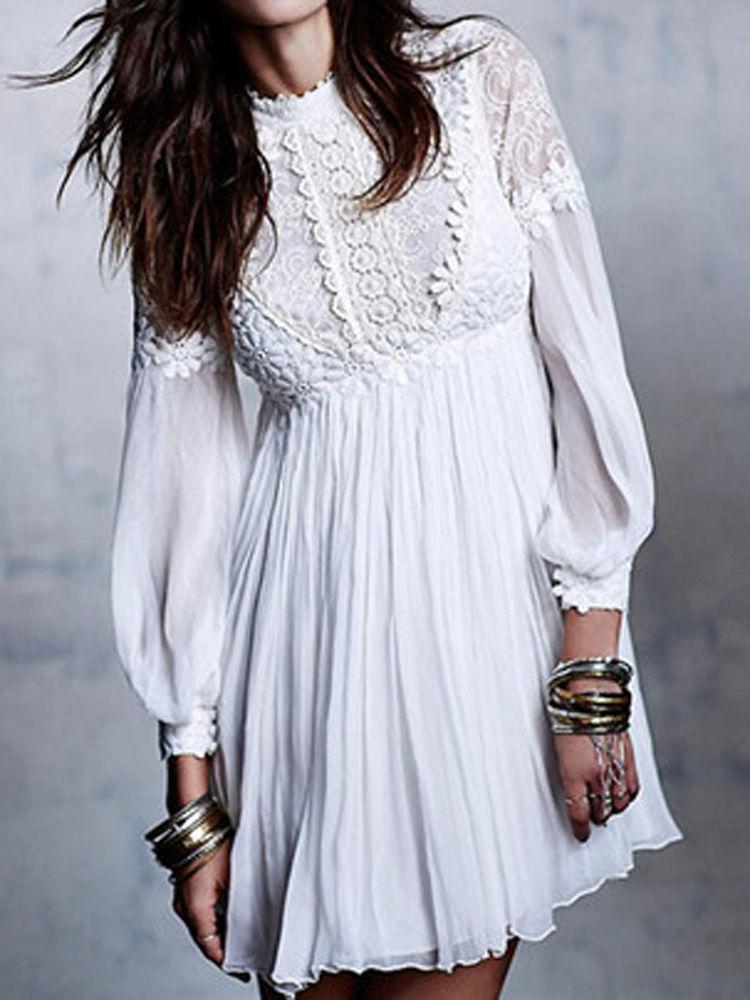 Белое бохо, или Шикарная одежда для королевы летнего пляжа