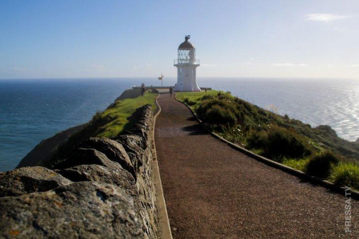 Сказочные пейзажи Новой Зеландии