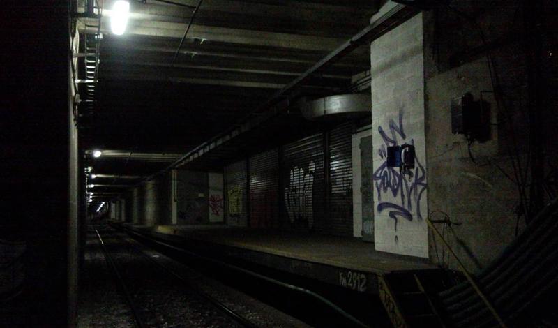 Станции-призраки, которых нет ни на одной карте