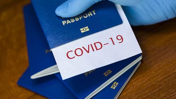 Борис Джонсон отказался от введения паспортов вакцинации ИноСМИ