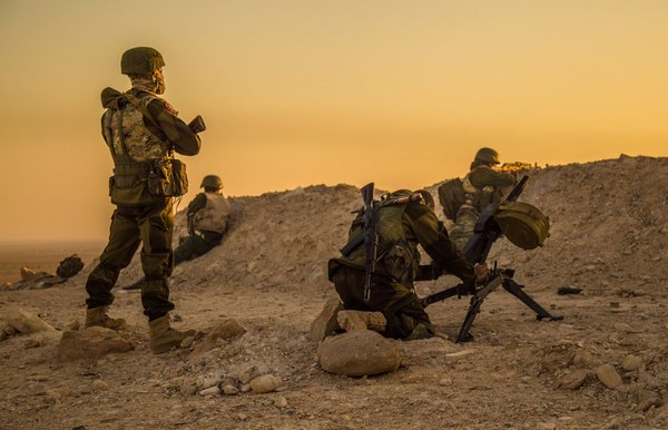«Война — не баба, чтобы нравиться»: рассказ бойца ЧВК Вагнер о русских наёмниках в Сирии