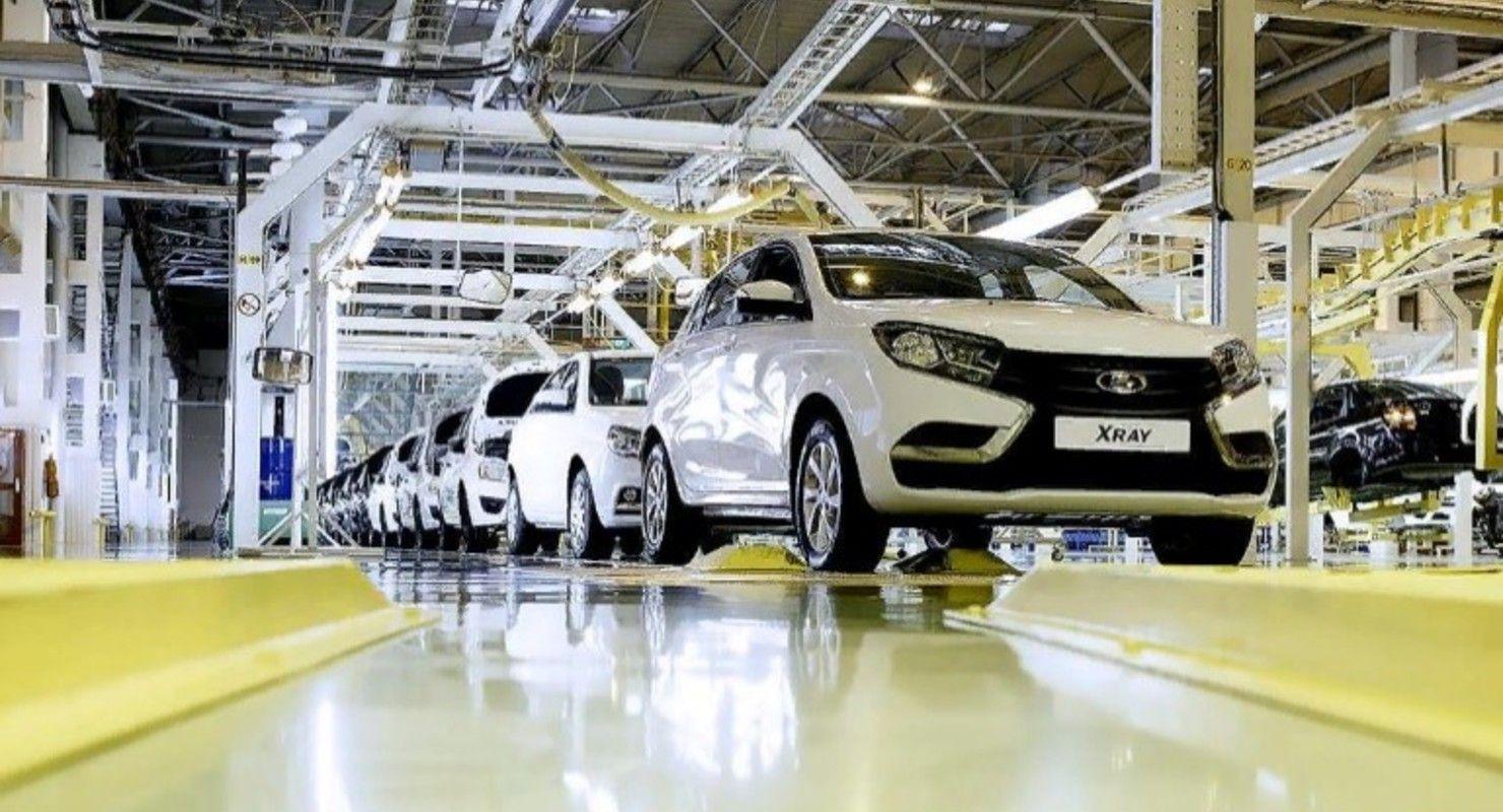 Автомобили Lada и Renault начнут производить в Узбекистане Автобизнес