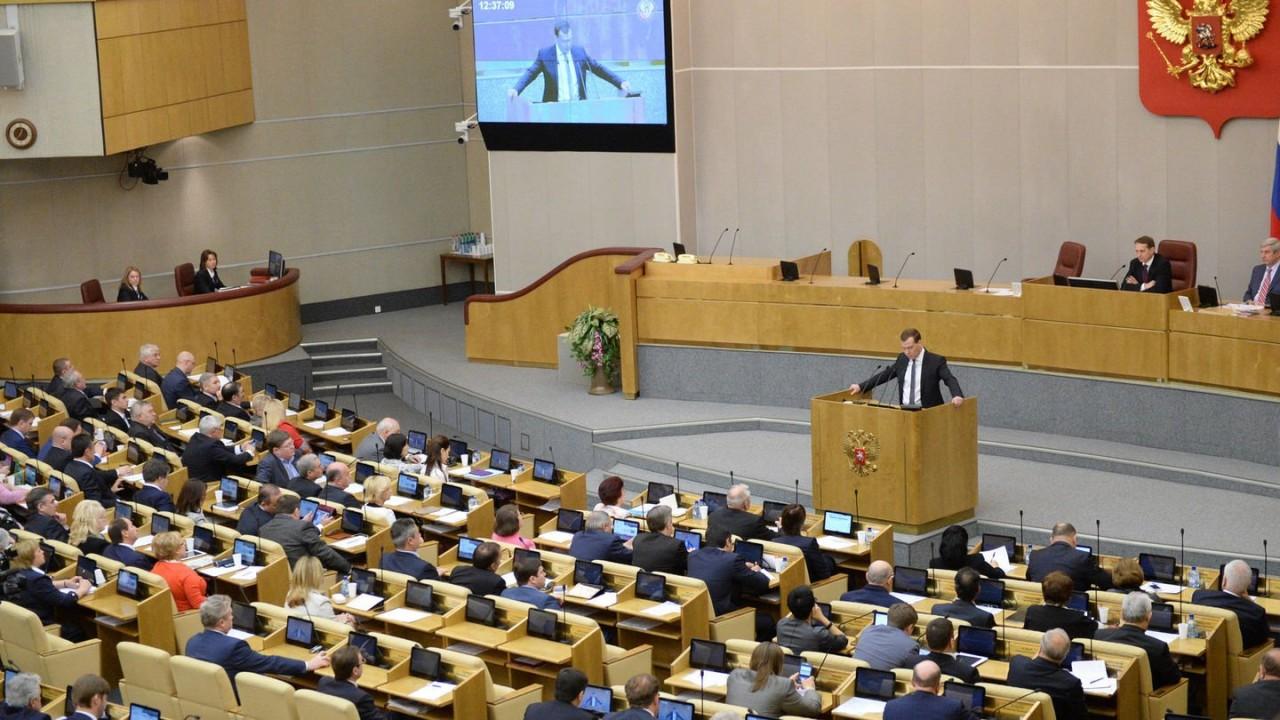 Госдума предупредит Украину о возможности грузинского сценария