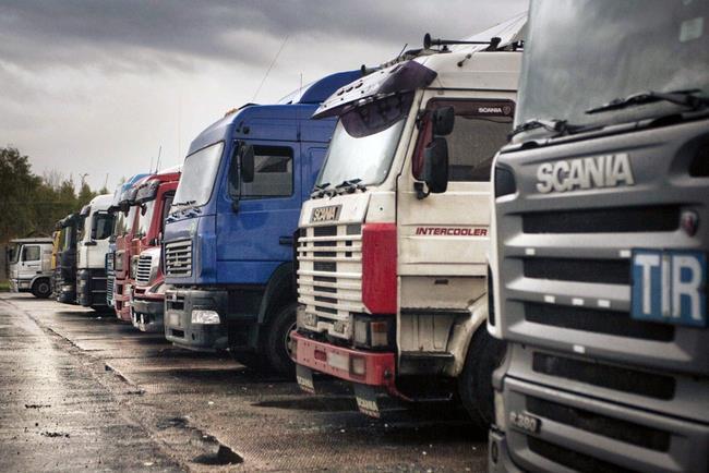 Россиянам запретят владеть грузовиками