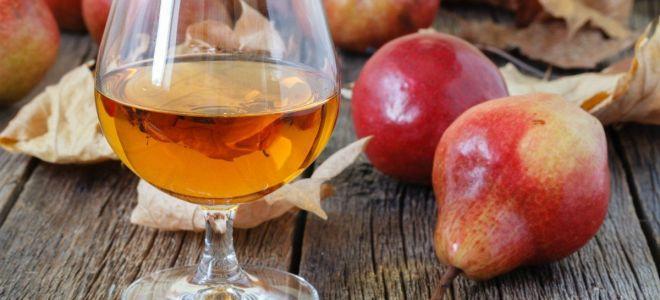 Вино с переспевших груш в домашних условиях