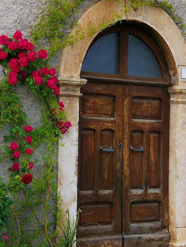 весьма картинка двери в дом красивые это жидкая