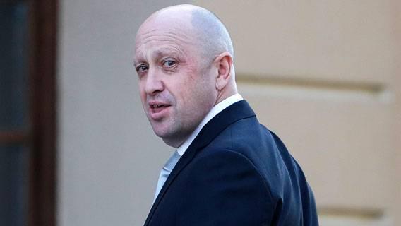 Пригожин запросил у Совета Европы обоснование для персональных санкций Общество