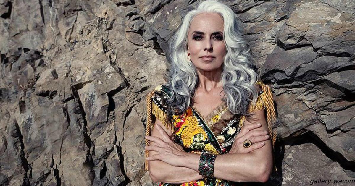50-летняя француженка рассказала, в чем секрет их красоты. Ничего особенного!