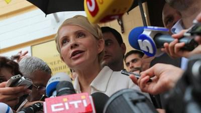 Тимошенко могут разрешить ле…