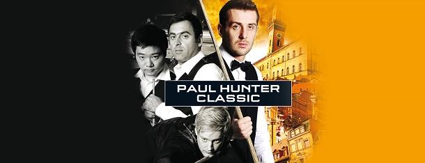 Paul Hunter Classic 2018. Ре…