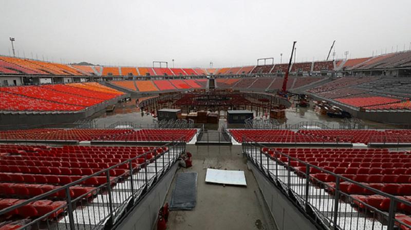 Главный стадион Олимпиады-2018 за 105 миллионов долларов снесут сразу после завершения Игр