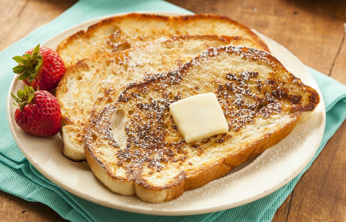 Пять классных блюд из черствого хлеба