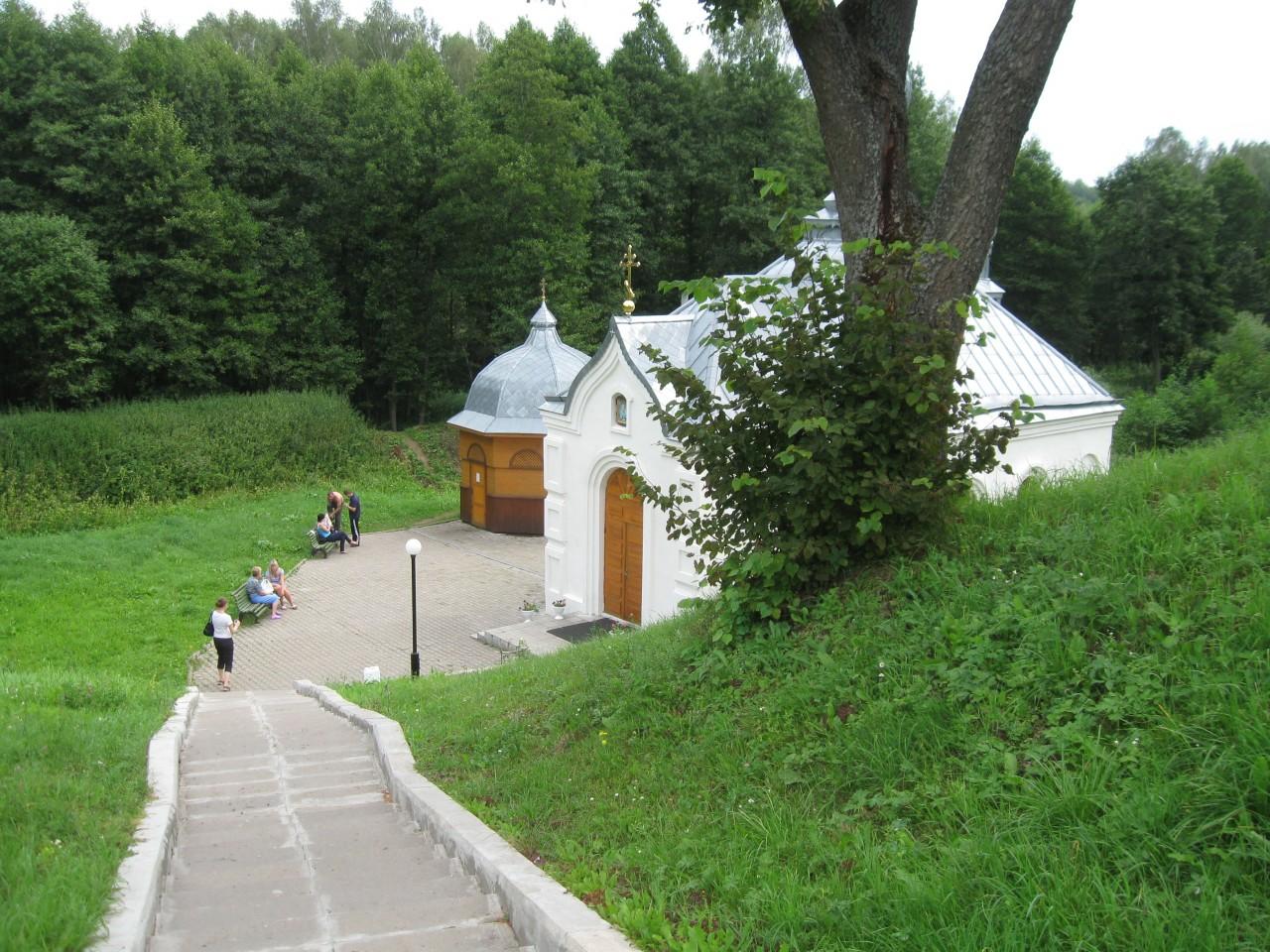 Есть такое место на земле: Пустынковский Свято-Успенский мужской монастырь