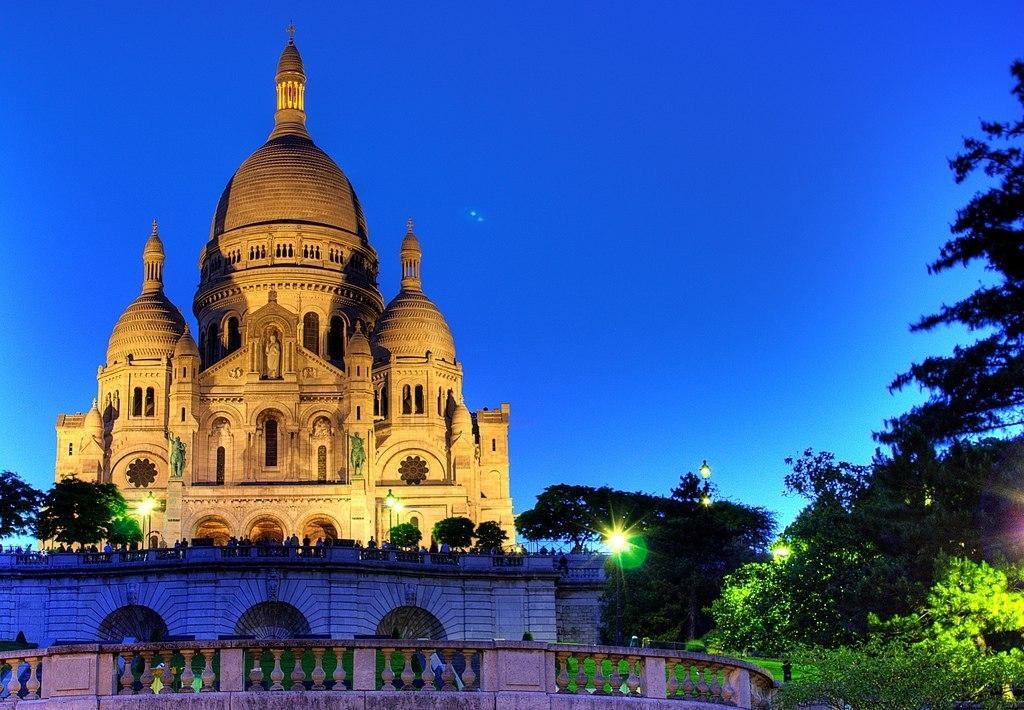 Париж - вечный Монмартр