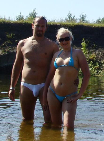Интим фото русских жен и мужей #14