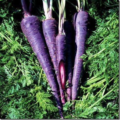 Самые экзотические овощи в мире