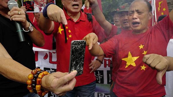 """""""У американцев искры полетят из глаз"""". Китай объявил CША народную войну"""