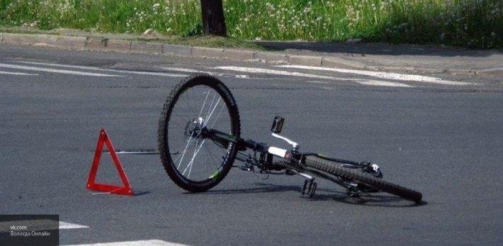 В Калининграде автобус насмерть сбил 80-летнего велосипедиста