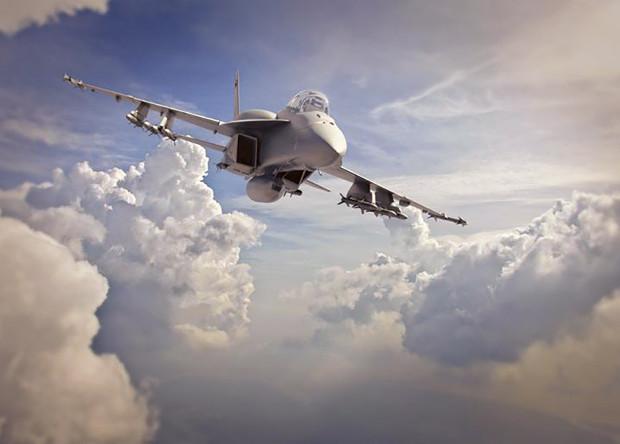 Новая версия Super Hornet по…