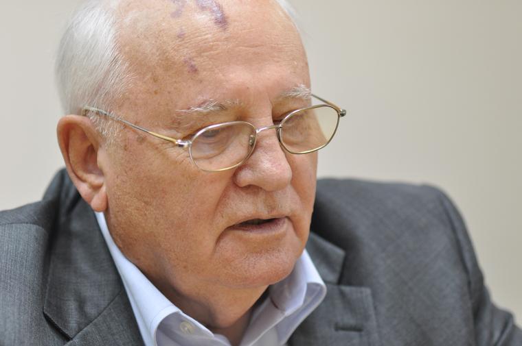 Горбачев рассказал о своем о…