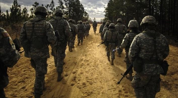Противостояние США и РФ в Сирии: американские солдаты оставляют блокпосты Ближний Восток,Сирия,США
