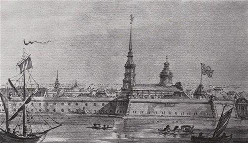 Как был основан город на Неве - Санкт-Петербург?