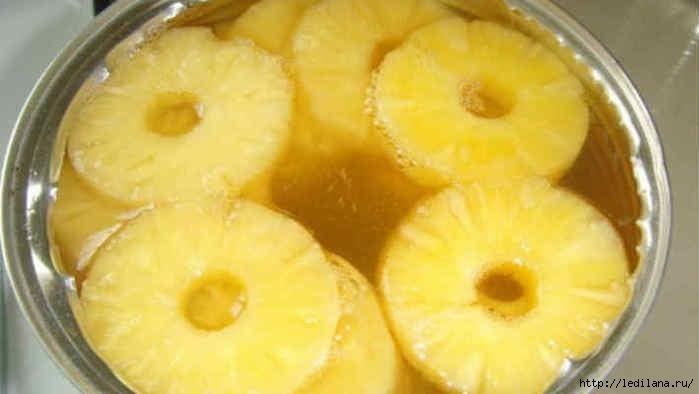 Маленький совет — хозяюшки, ВЫЛИВАЙТЕ ананасовый сок, не раздумывая! И вот, почему: из жизни,приколы,Хохмы-байки,юмор